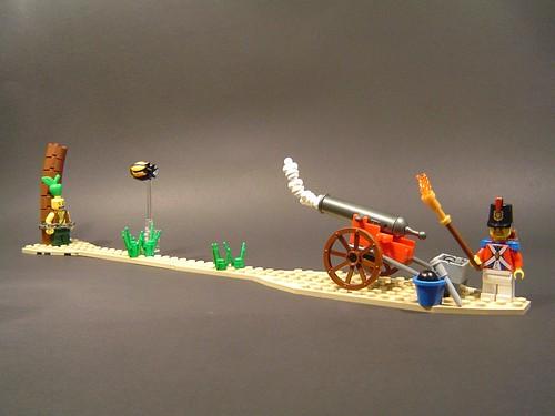 Pirate Cannonization