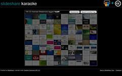 Cool Toys Momentile: Slideshare Karaoke