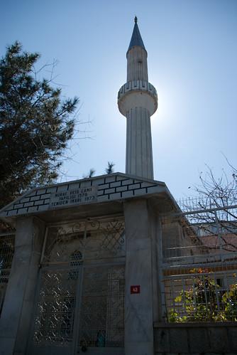 Murat Reis Camii, Murat Reis Mosque, Üsküdar, İstanbul, Pentax K10d