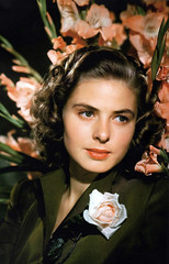 Ingrid Bergman, 1941