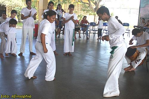 Capoeira Oxalá 26 por você.