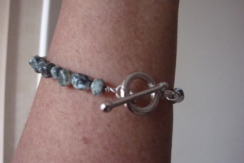 JEWELLERY - Greeny Bracelet1