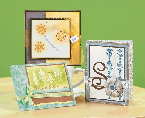 Make sure you check out our Stamp It! 3 Ways section for more projects that use one stamp set in three different ways.