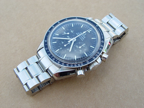 The indomitable Moonwatch from Omega