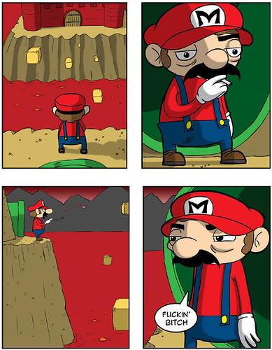 Si Mario fuese real