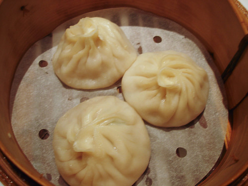 Shanghai Dumplings with Pork