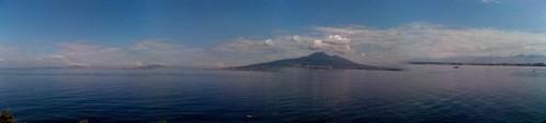 Mt. Vesuvius Pano