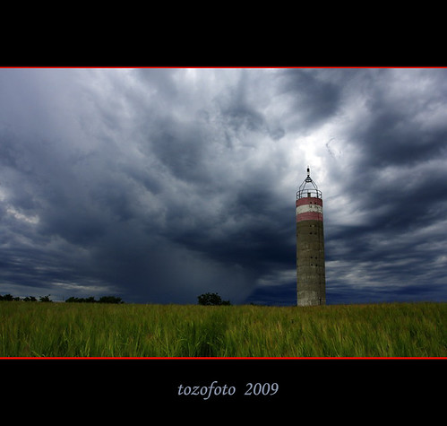 Histoire de tempêtes, une selection de photo en plein vent