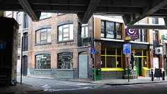 Anda da Bridge, Shoreditch, E2