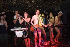 The Ghost Is Dancing @ Velvet Underground