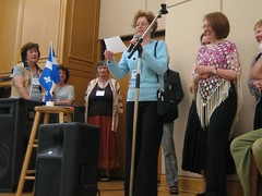The Montreal Poets: Le Terasse Haiku Cabaret