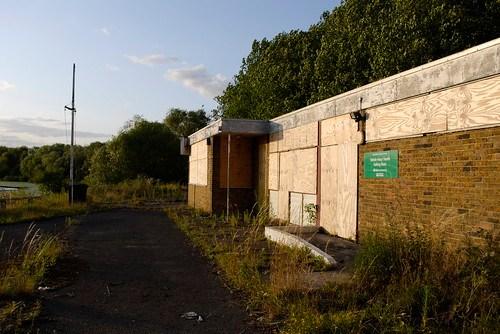 Barnet Council shut down boatyard