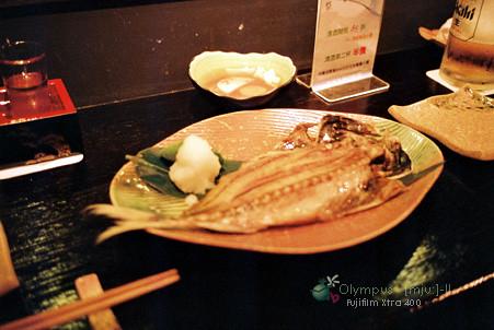 Tadaima 竹筴魚一夜干