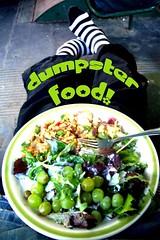 dumpster food