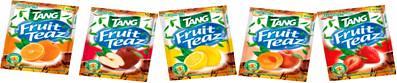 Tang Fruit Teaz Flavors