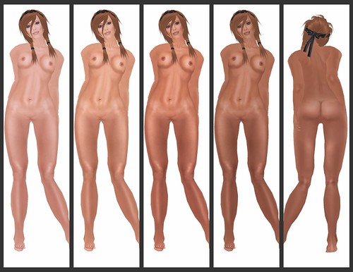 Adam n Eve - Beauty - Tones