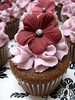 Pretty In Pink Engagement Cupcakes