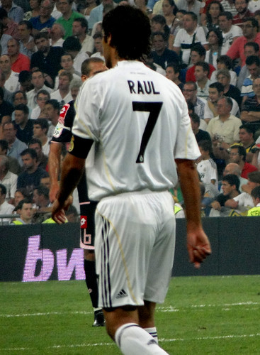 Raul the magical number 7