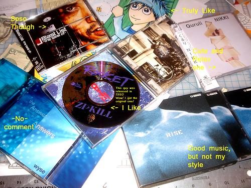 การซื้อ CD ของแท้ มีลิขสิทธิ์