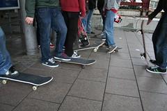 Skatekraft: 2232 Unterschriften für einen Skateplatz