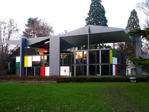 Centro Le Corbusier em Zürich-Seefeld - Heidi Weber Museum