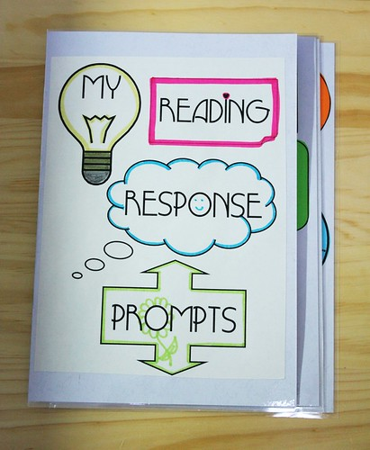 Reading Journal Template Response