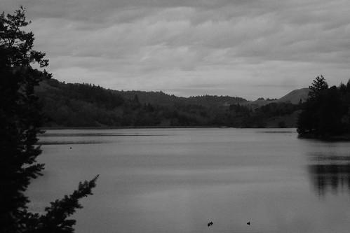 Bon Tempe Lake by you.