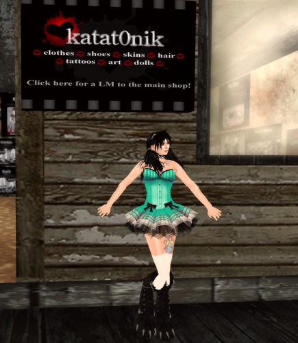 The Psychotic Neko Katat0nik Store!