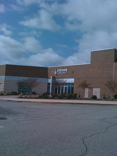 Former Newmarket Fair / Newmakret North Mall Entrance.