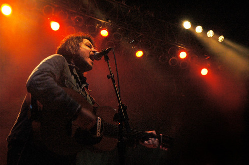 Jeff Tweedy - Image from hereontheroad via Flickr.com