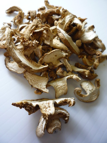 Dried St Georges