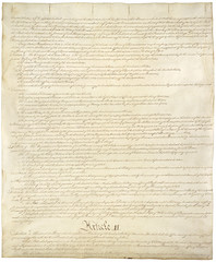Constitution of the United States of America (...