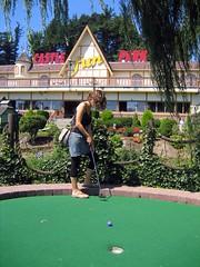Castle Fun Park Mini Golf