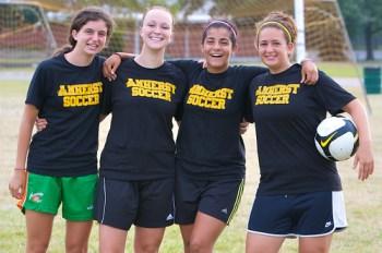 Girls Soccer Seniors