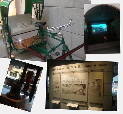 Macau Museum Collage 2