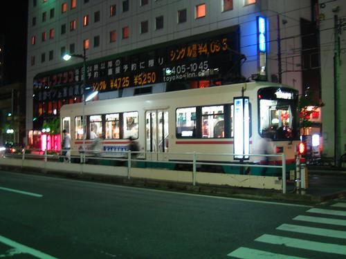 Trolley in Toyama