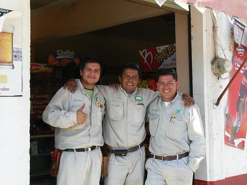amici messicani