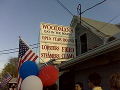 Woodmans Sign