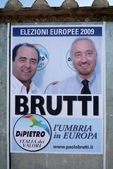 Manifesto elettorale Brutti