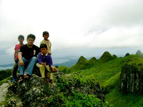 With the Mountain kiddos