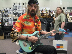 Sky Saxon from The Seeds bought my guitar