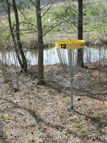 Fun Junktion Frisbee Golf Course - Twelve