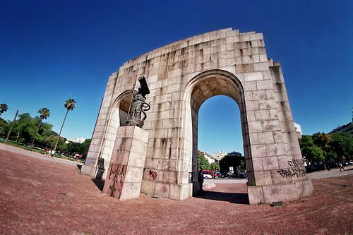Monumento ao Expedicionário - Redenção