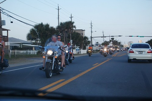 Thunder Beach motorcycle rally (oops).