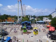 Cedar Point - Skyride
