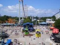 Cedar Point - Skyride