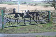 Upleatham Ironstone Mine Commemorative Gate
