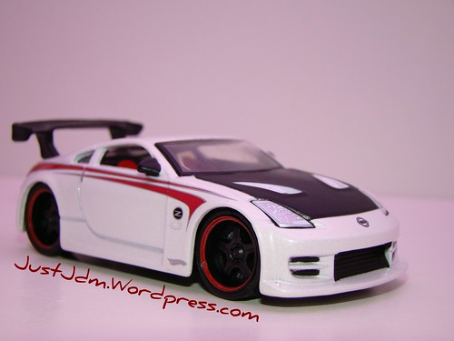 HW customs Nissan 350Z