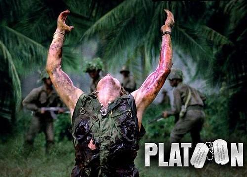 Platoon por ti.