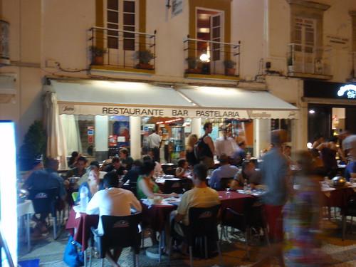 Worst restaurant in Faro?